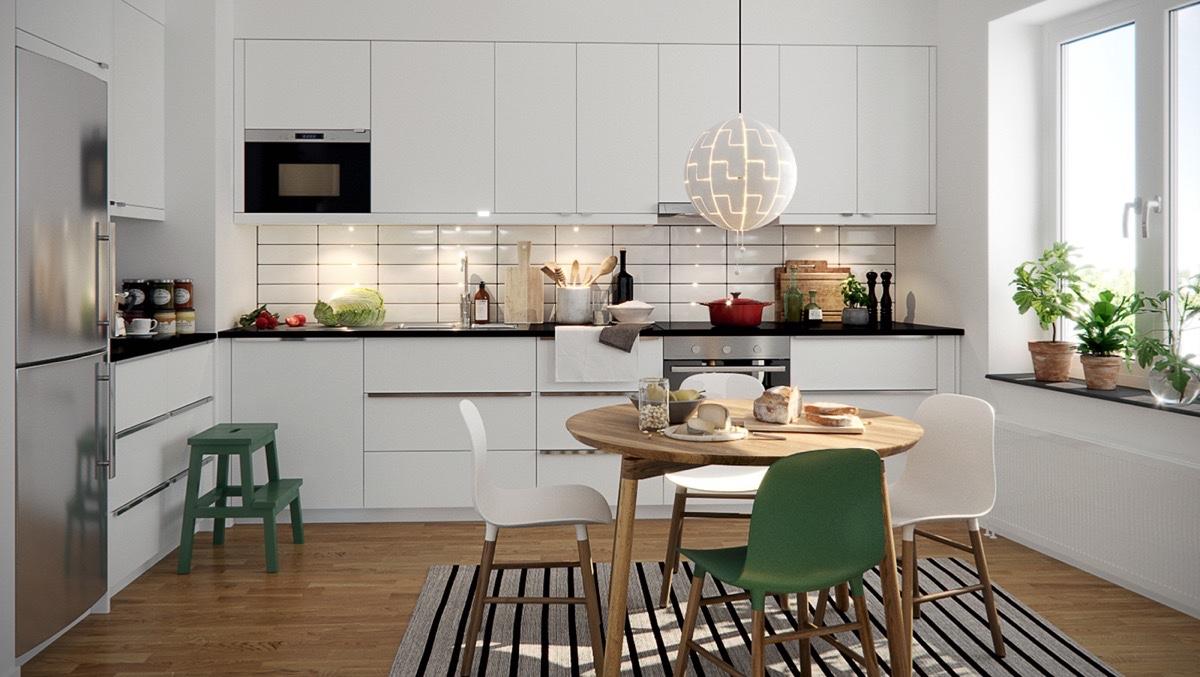 Prime Scandinavian Kitchens Ideas Inspiration Short Links Chair Design For Home Short Linksinfo