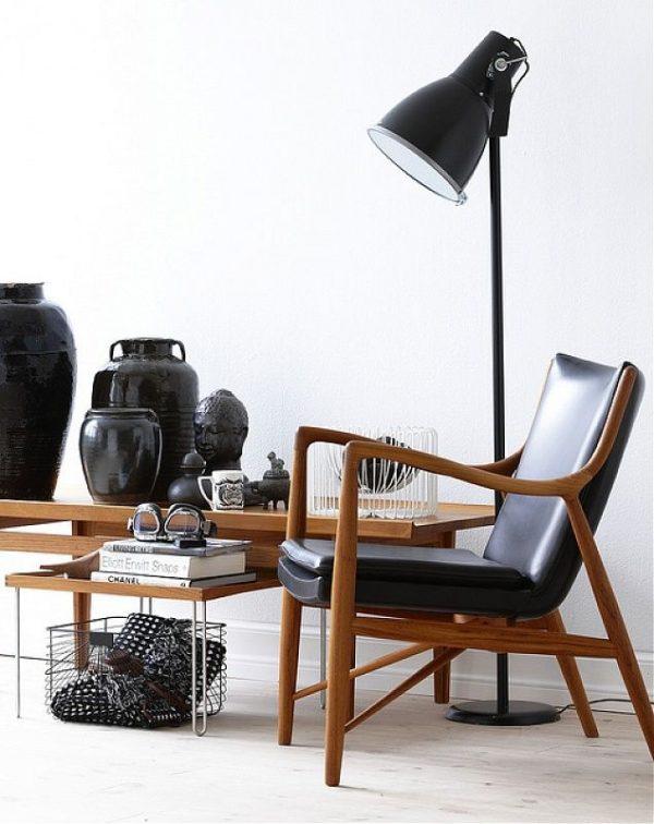 50 Stunning Scandinavian Style Chairs