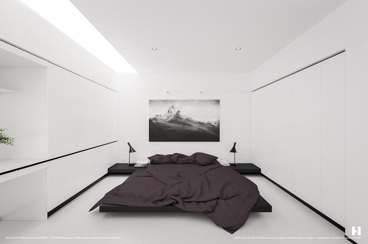 Modern Minimalist Bedroom Design Ideas 45