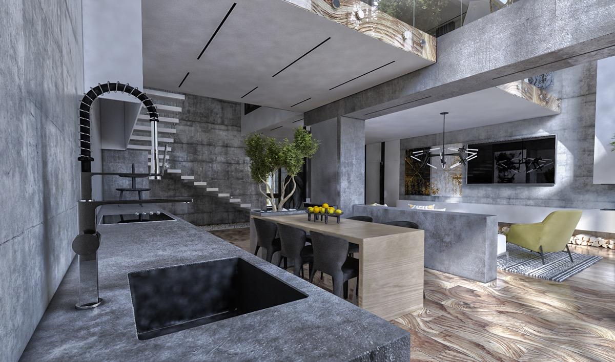 Marvelous 40 Gorgeous Grey Kitchens Beatyapartments Chair Design Images Beatyapartmentscom