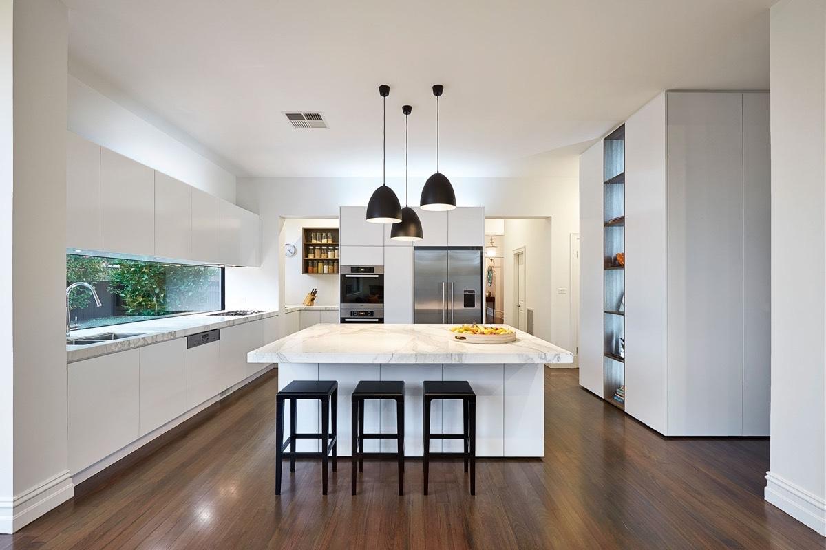 Stupendous 36 Marvellous Marble Kitchens That Spell Luxury Beatyapartments Chair Design Images Beatyapartmentscom