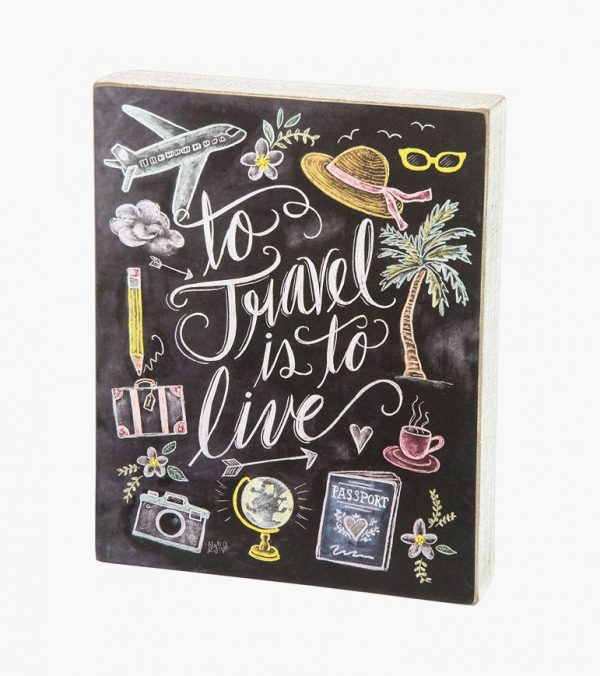 50 Travel-Themed Home Decor Accessories To Affirm Your