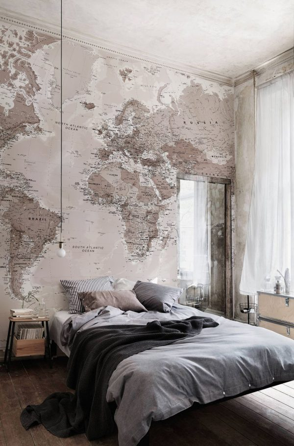 Travel Inspired Guest Room: 50 Travel-Themed Home Decor Accessories To Affirm Your