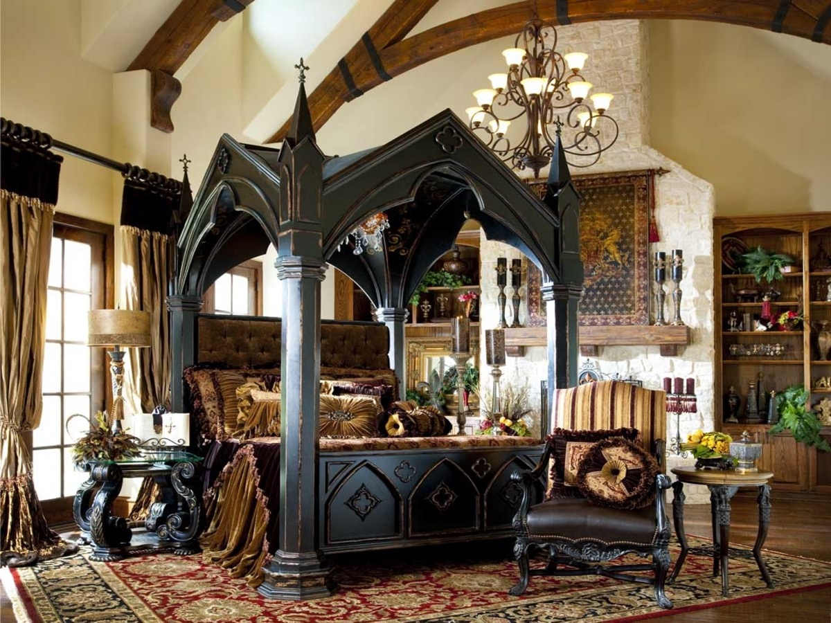 Poster Beds That Make An Awesome Bedroom