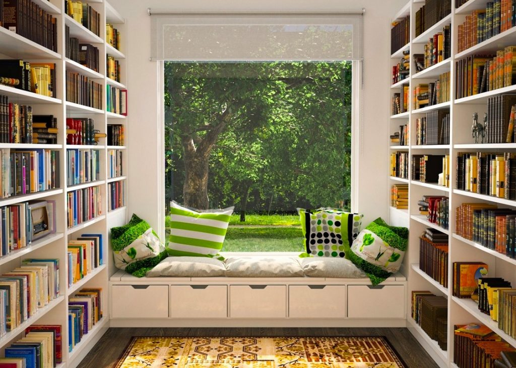 50 best reading nooks we have ever come across - Home interior design ideas for small spaces ...