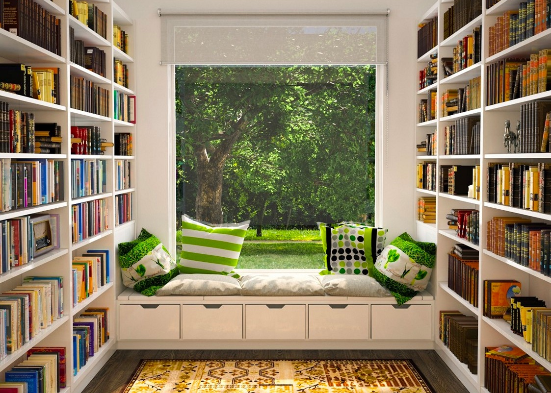 9 Best Reading Nooks We Have Ever Come Across