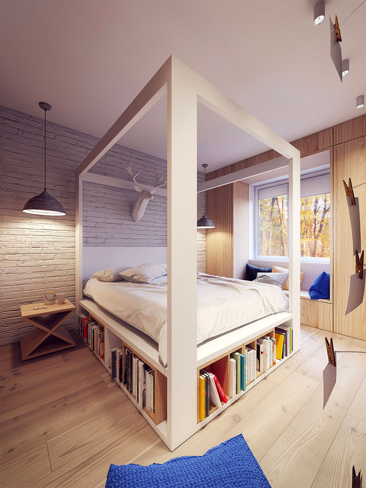 50 Awesome Bedroom Ideas: 32 Fabulous 4 Poster Beds That Make An Awesome Bedroom