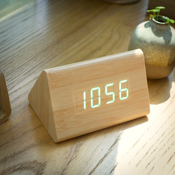 50 Unique Desk Alarm Clocks