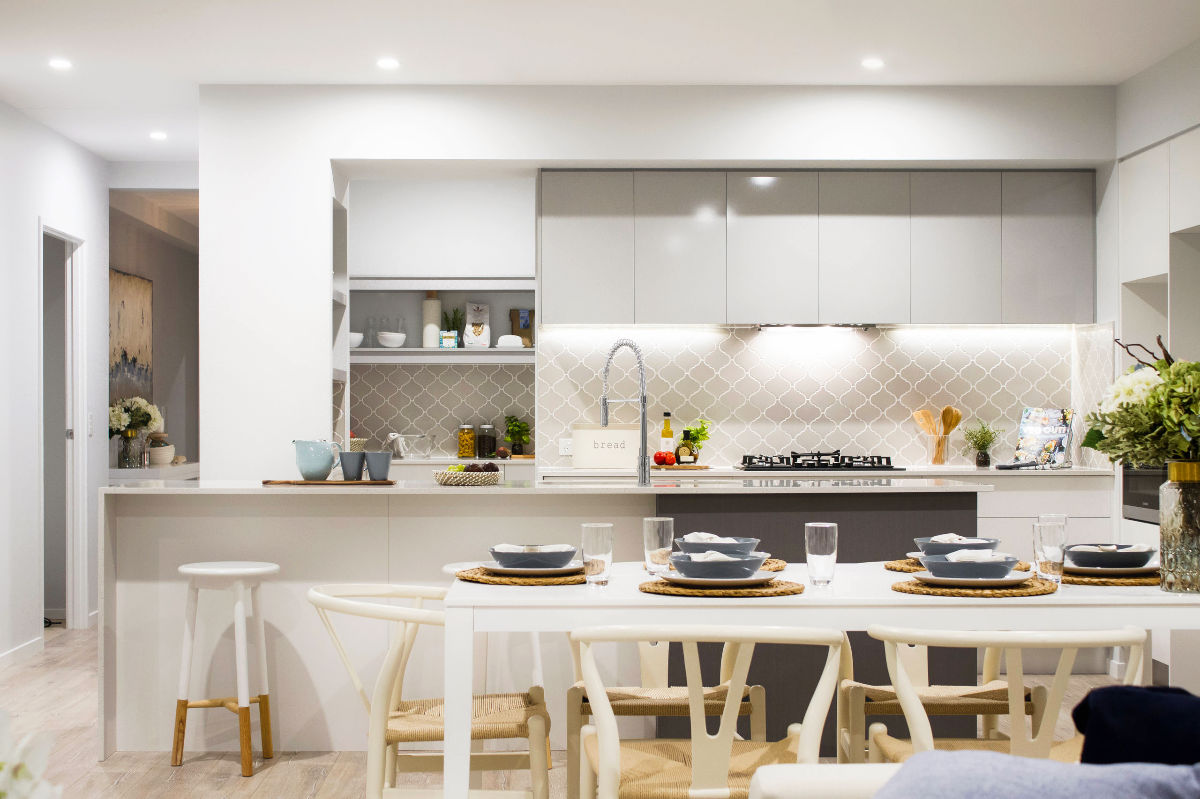 - 30 Gorgeous Grey And White Kitchens That Get Their Mix Right