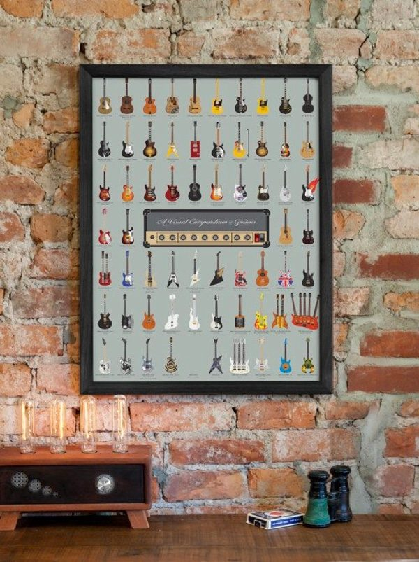 Music Themed Living Room Decor: Music-Themed Home Decor