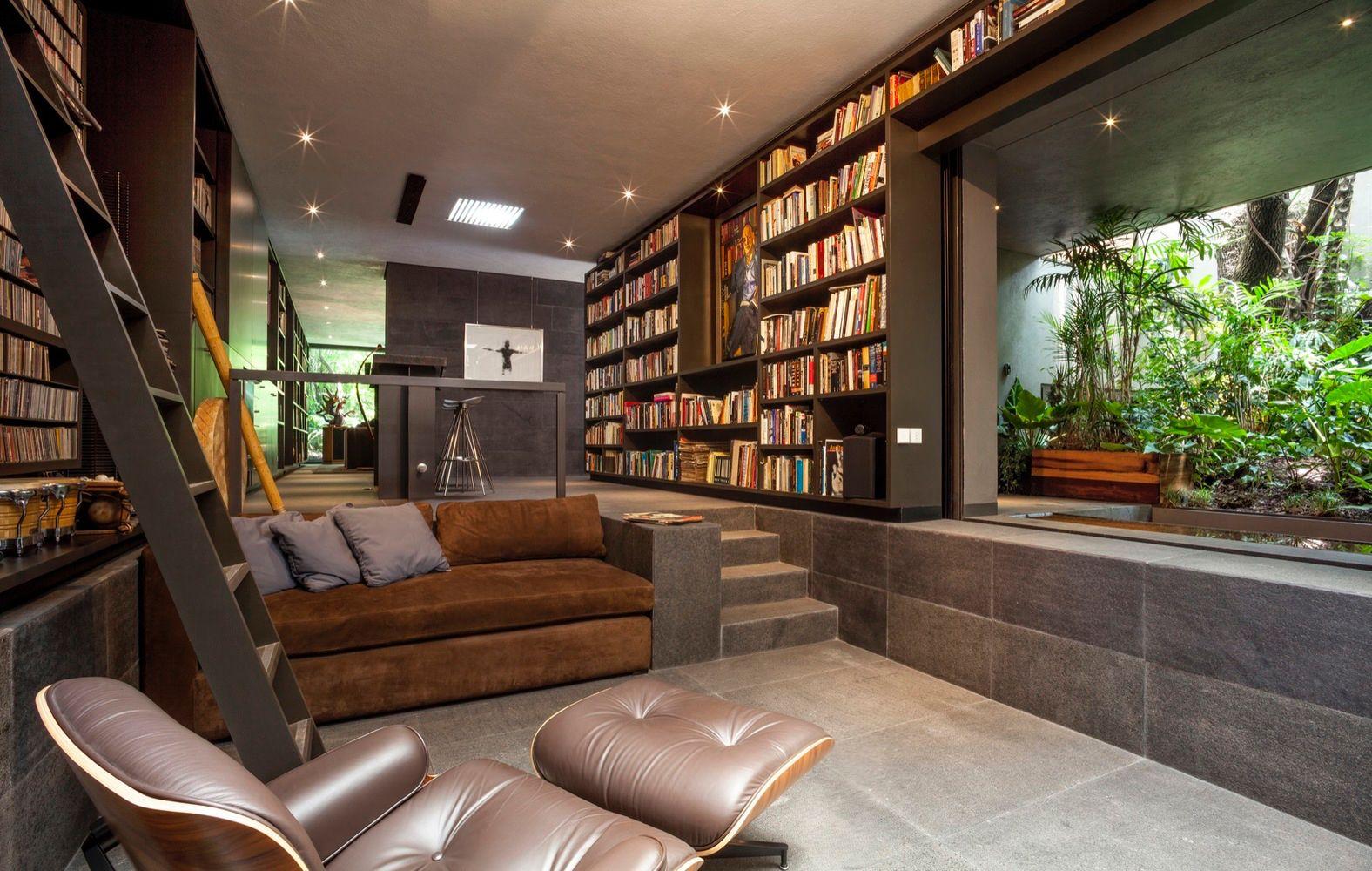 Reading space interior design ideas