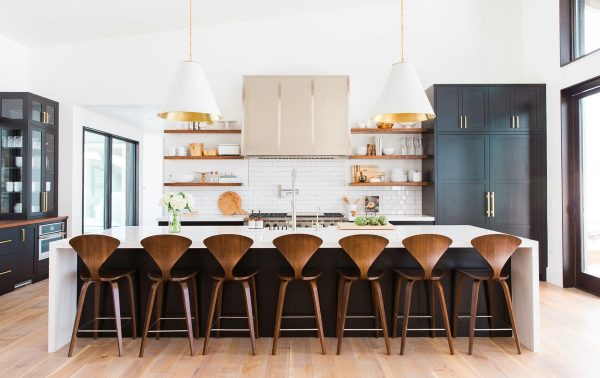 Remarkable 40 Captivating Kitchen Bar Stools For Any Type Of Decor Pabps2019 Chair Design Images Pabps2019Com