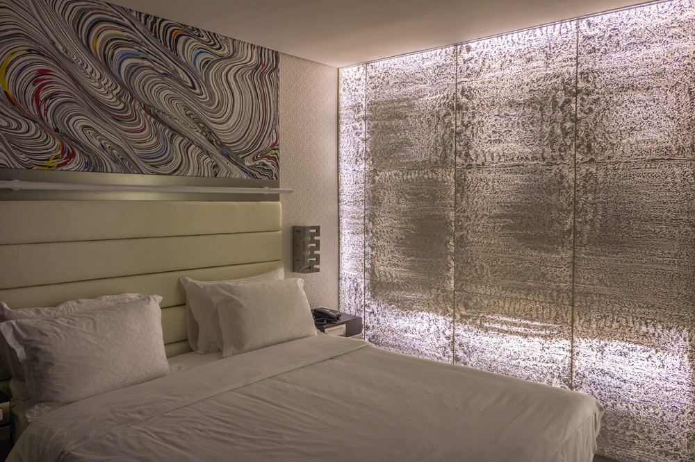 Lovely Concrete Wall Designs: 30 Striking Bedrooms That Use Concrete Finish  Artfully