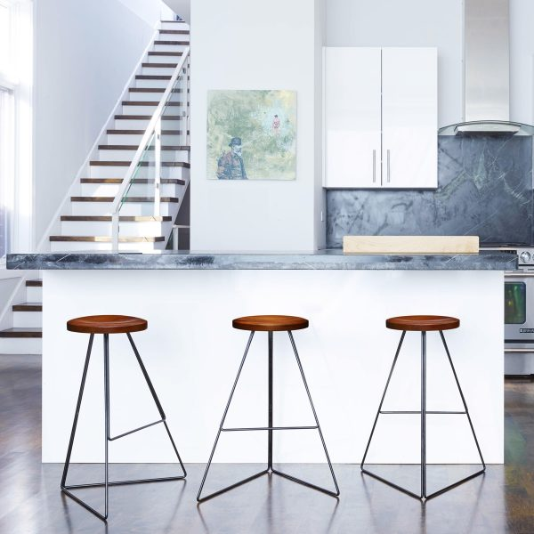 Sensational 40 Captivating Kitchen Bar Stools For Any Type Of Decor Gmtry Best Dining Table And Chair Ideas Images Gmtryco