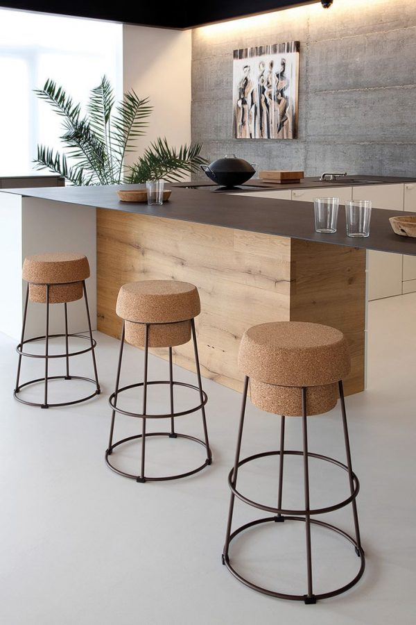 40 Captivating Kitchen Bar Stools For
