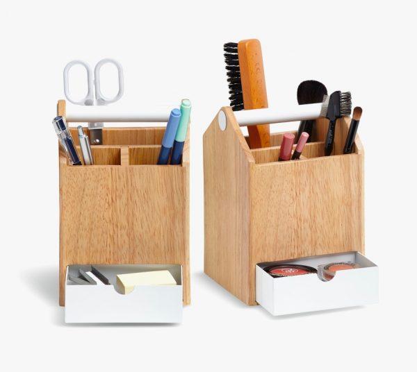 40 unique desk organizers pen holders