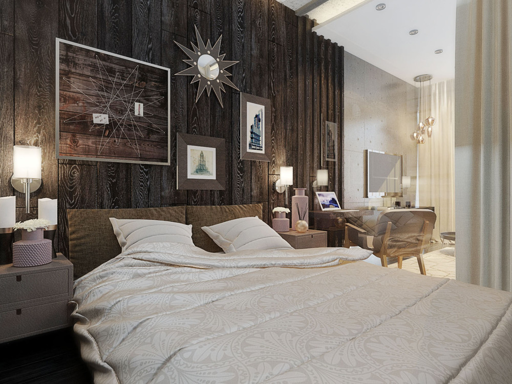 One room apartment bed 4 fabulously stylish studio apartments
