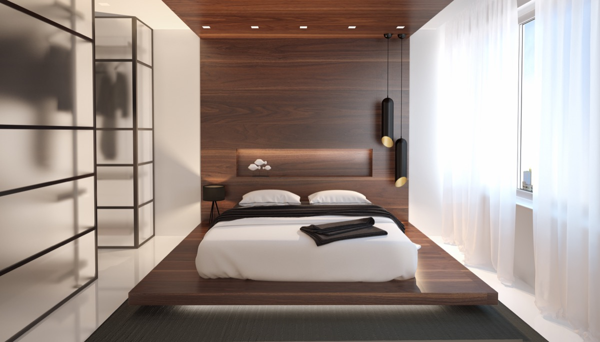 Wooden Wall Designs: 10 Striking Bedrooms That Use The Wood Finish