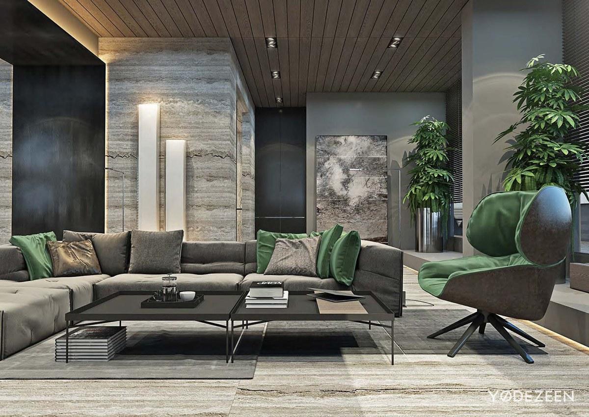 Luxurious Apartment Redefines The Term Urban Jungle