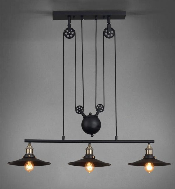 Buy Industrial Style Pendant Lamp And Wall Light At Lifeix: 50 Industrial Style Furniture & Home Decor Accessories