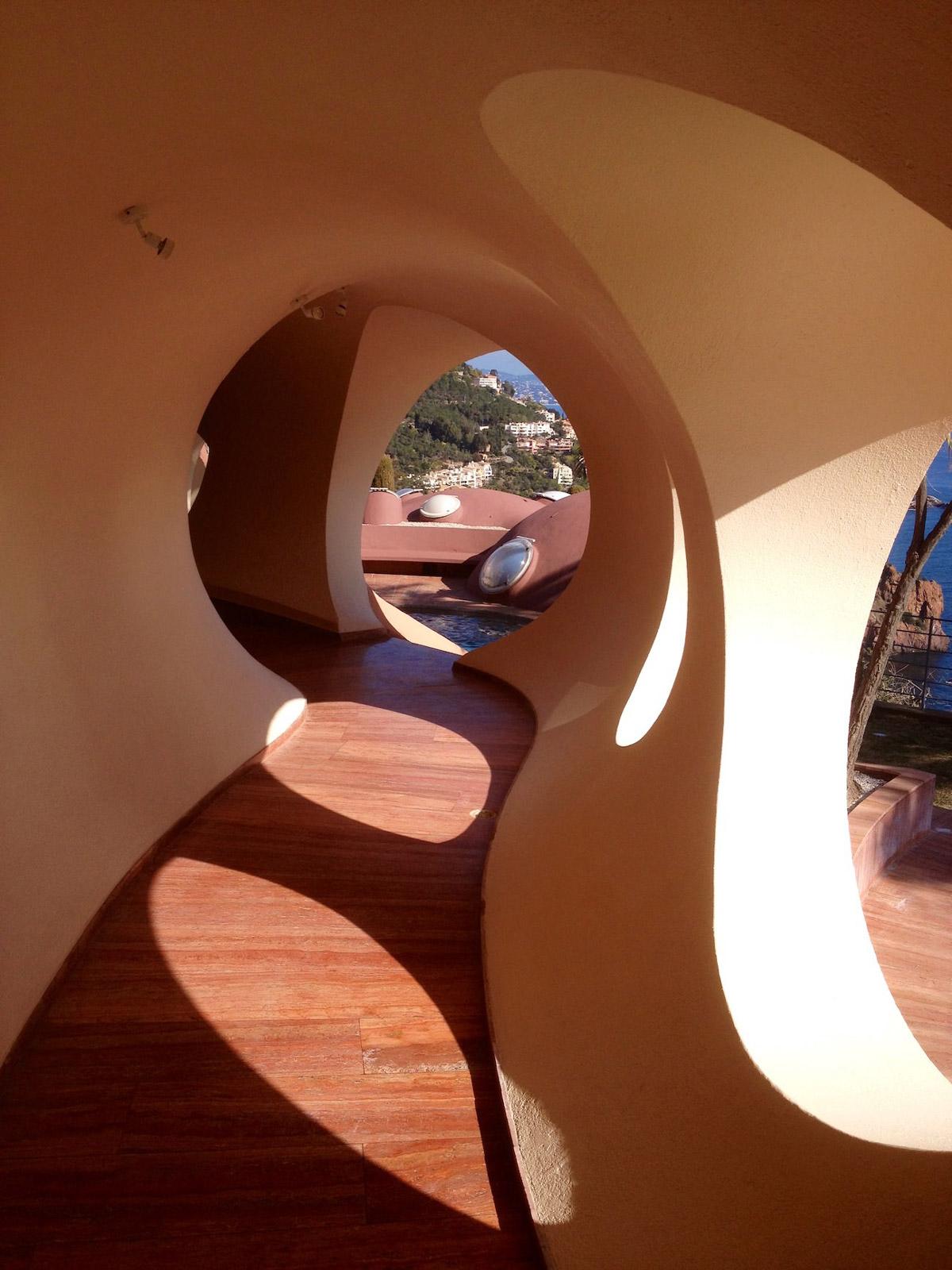 Take A Tour Of Pierre Cardin S 300 Million Pound Bubble