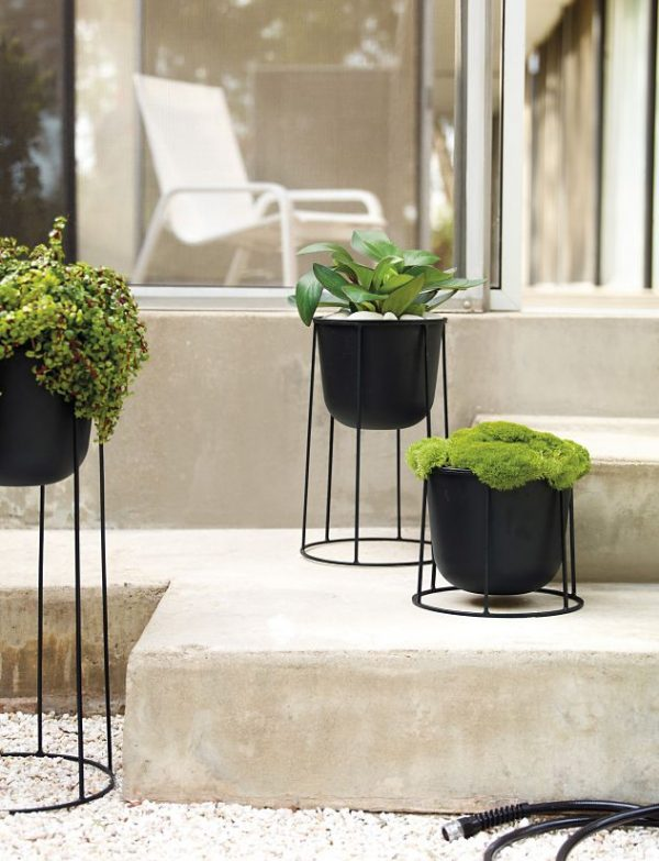 Mirroried Plant Stand Design Inspiration Furniture For Your Rh Pupiloflove Com