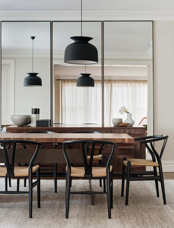 It Ronde Pendant Inject Masculinity Into Your Dining Room