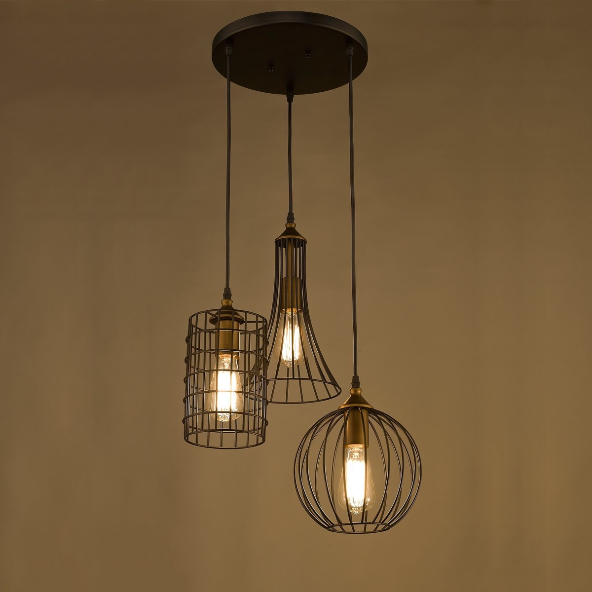 Light Store: 30 Industrial Style Lighting Fixtures To Help You Achieve