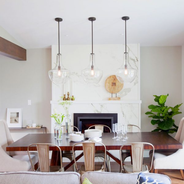Cool Dining Room: Dining Room Pendant Lights: 40 Beautiful Lighting Fixtures
