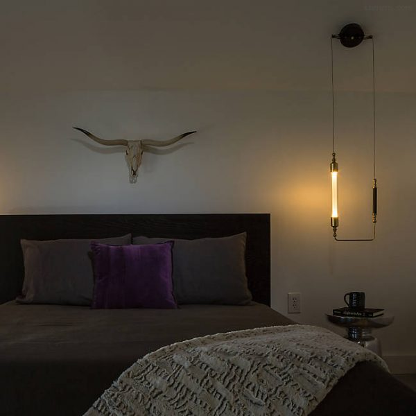 Unique Bedroom Lighting: Bedroom Pendant Lights: 40 Unique Lighting Fixtures That