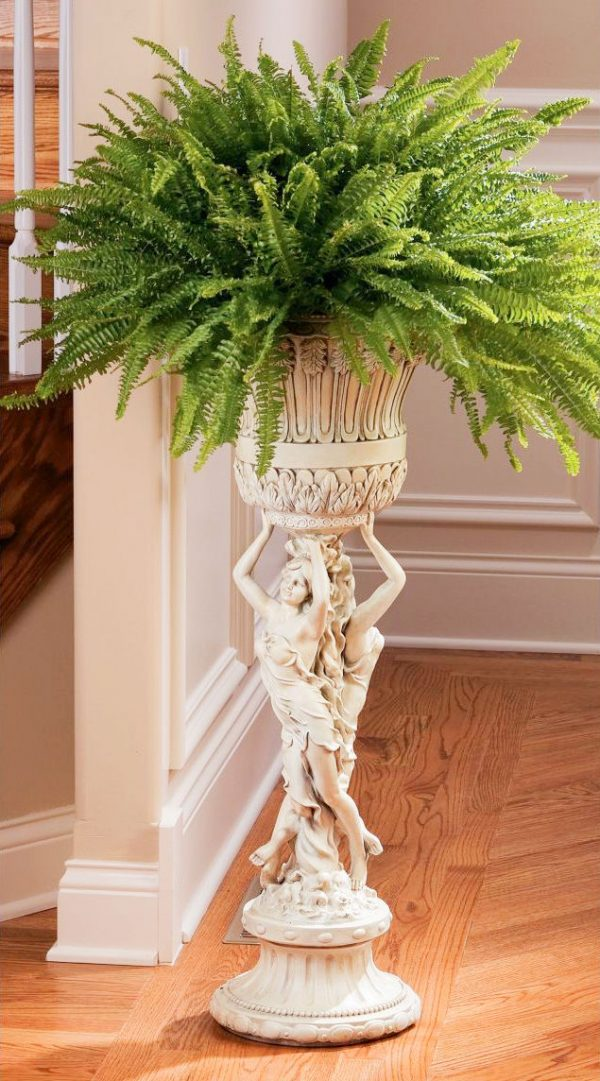 Home Designing 42 Unique Decorative Plant Stands For