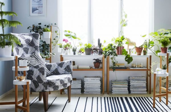 Decorative Plant Stands For Indoor
