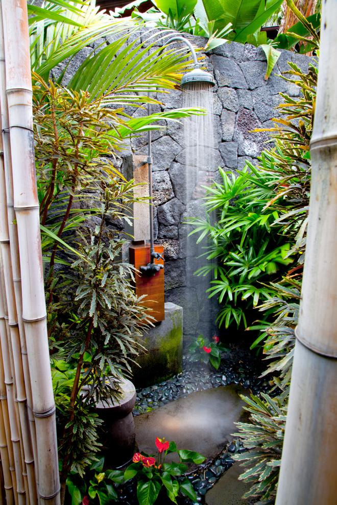 50 Stunning Outdoor Shower Es That