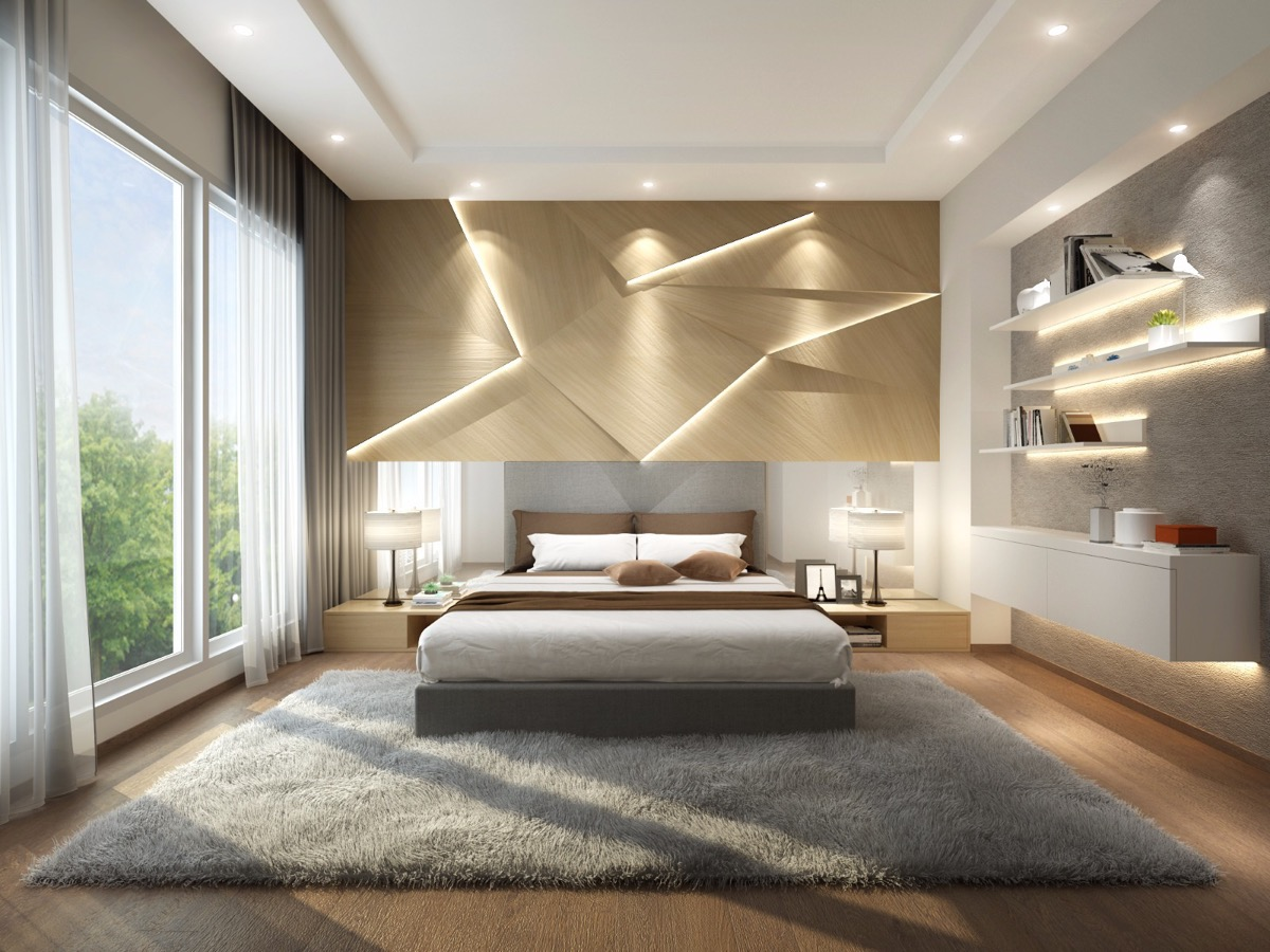 HOME DESIGNING 40 Beautiful Bedrooms That We Are In Awe ...