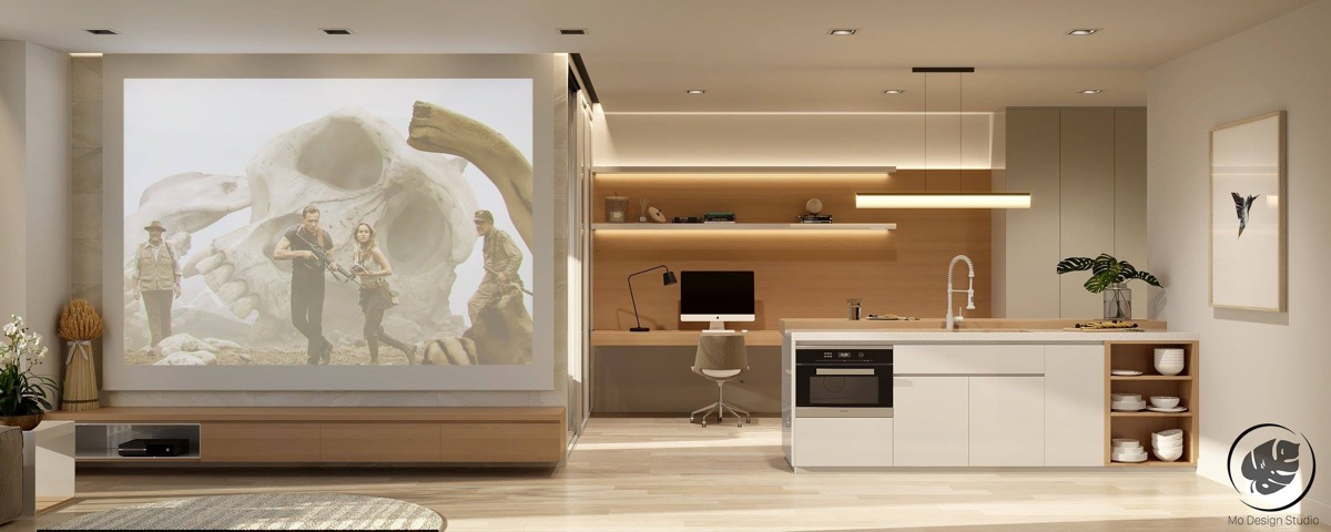 HOME DESIGNING: Single Bedroom Apartments That Are Perfect For The Single  Life [Includes Floor