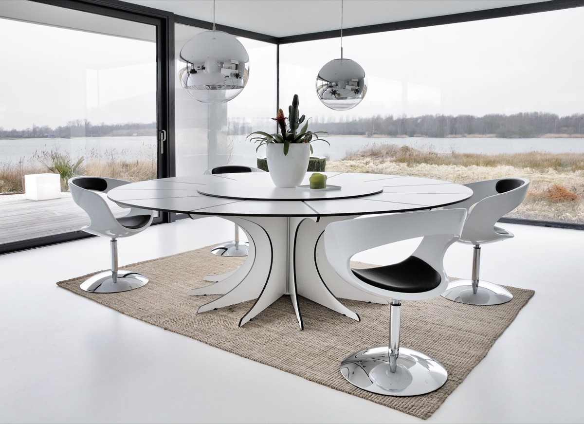 50 Strikingly Modern Dining Rooms That