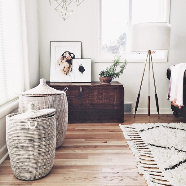 50 Unique Laundry Bags Baskets To Fit Any Theme
