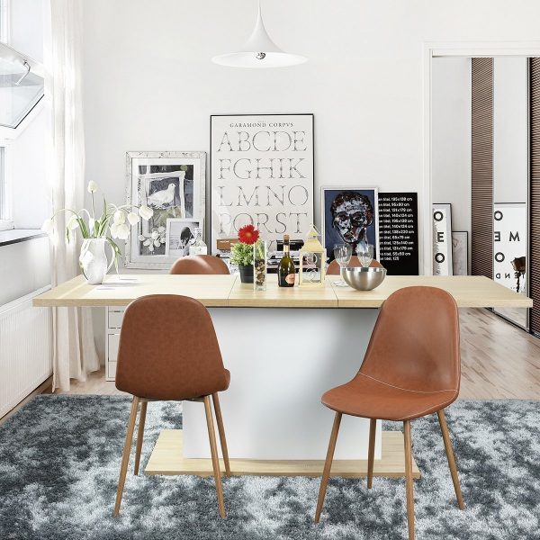 Groovy 50 Modern Dining Chairs To Set Your Table With Style Noi Gmtry Best Dining Table And Chair Ideas Images Gmtryco