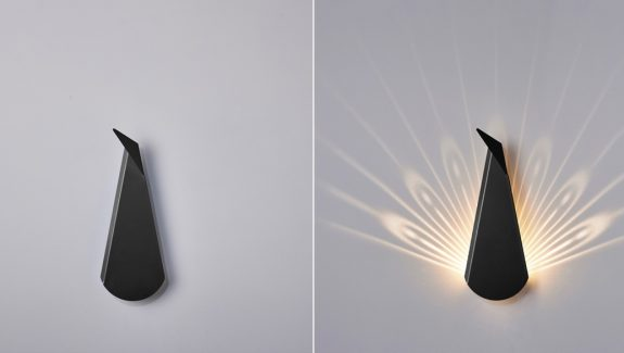 Cool product alert lighting inspired by living beings