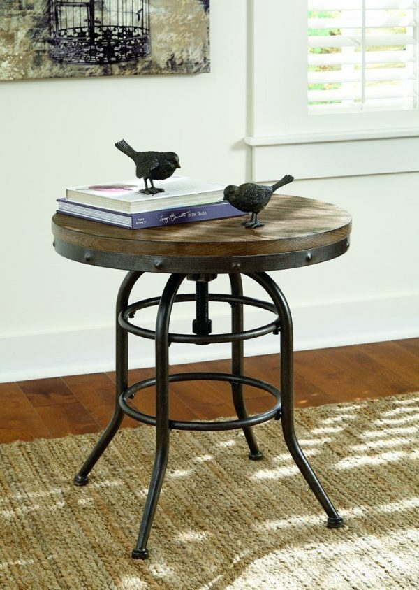 50 Unique End Tables That Add The Perfect Living Room Finish