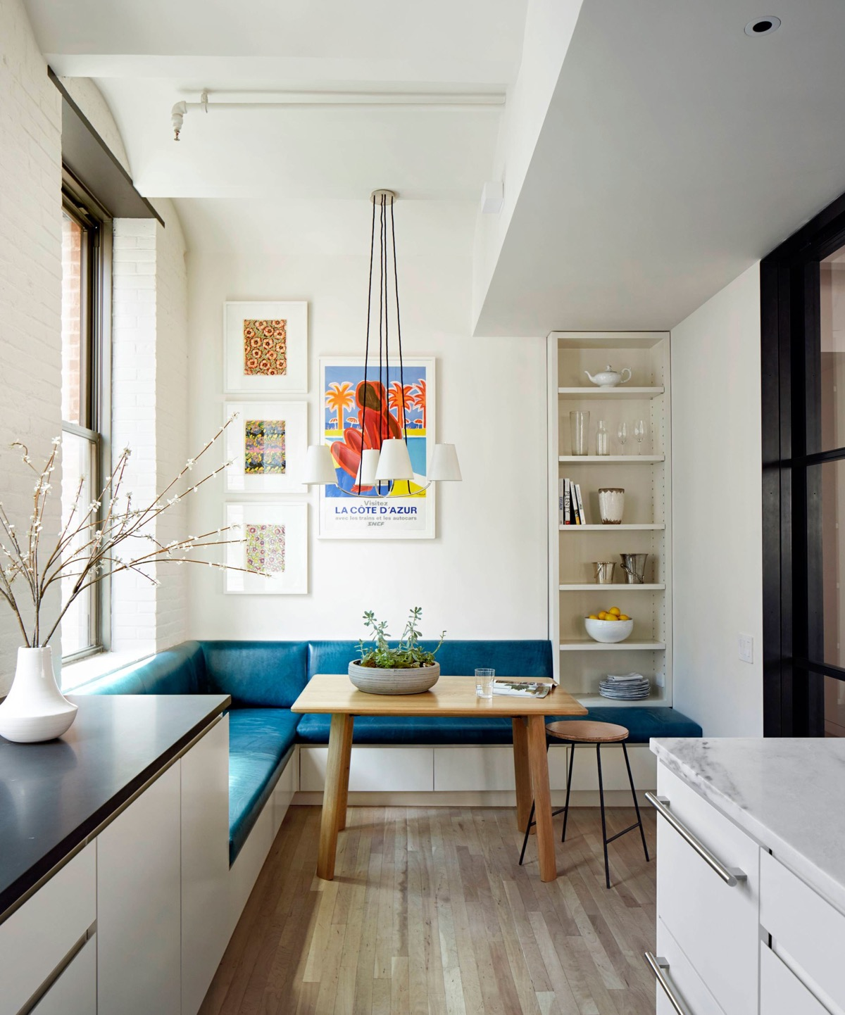 Kitchen Nooks: 22 Beautiful Breakfast Nooks That Add To Your Kitchen's Charm