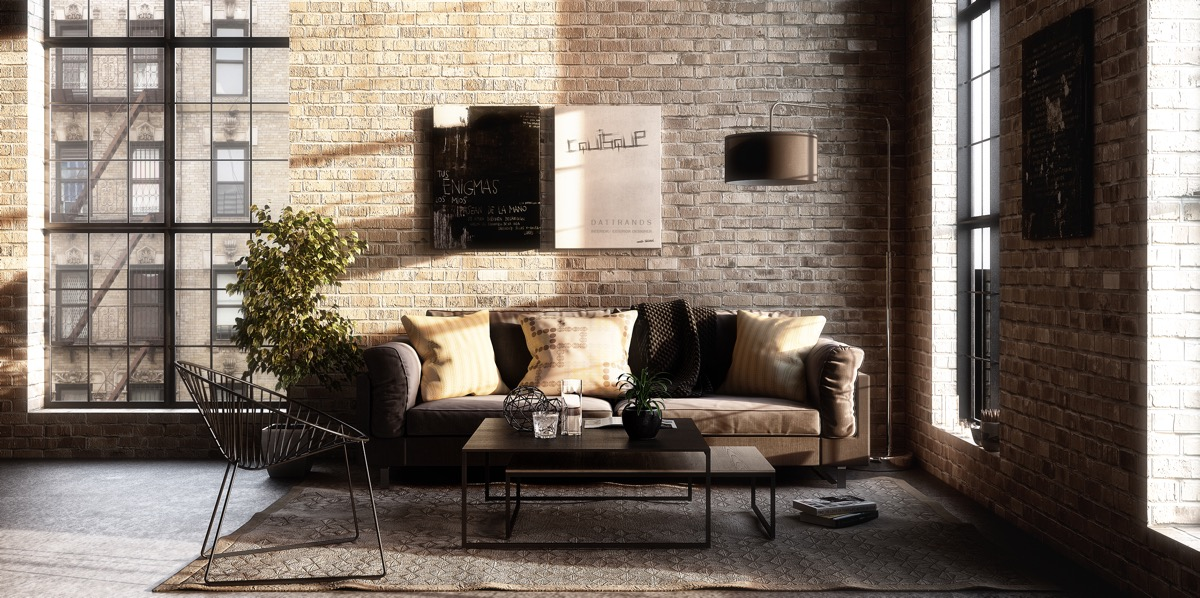 industrial furniture living room industrial style living room design the essential guide 263