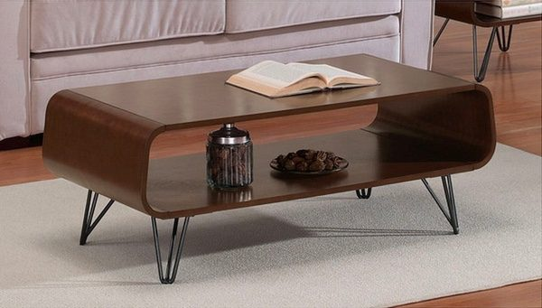 It Mid Century Modern Style Coffee Table