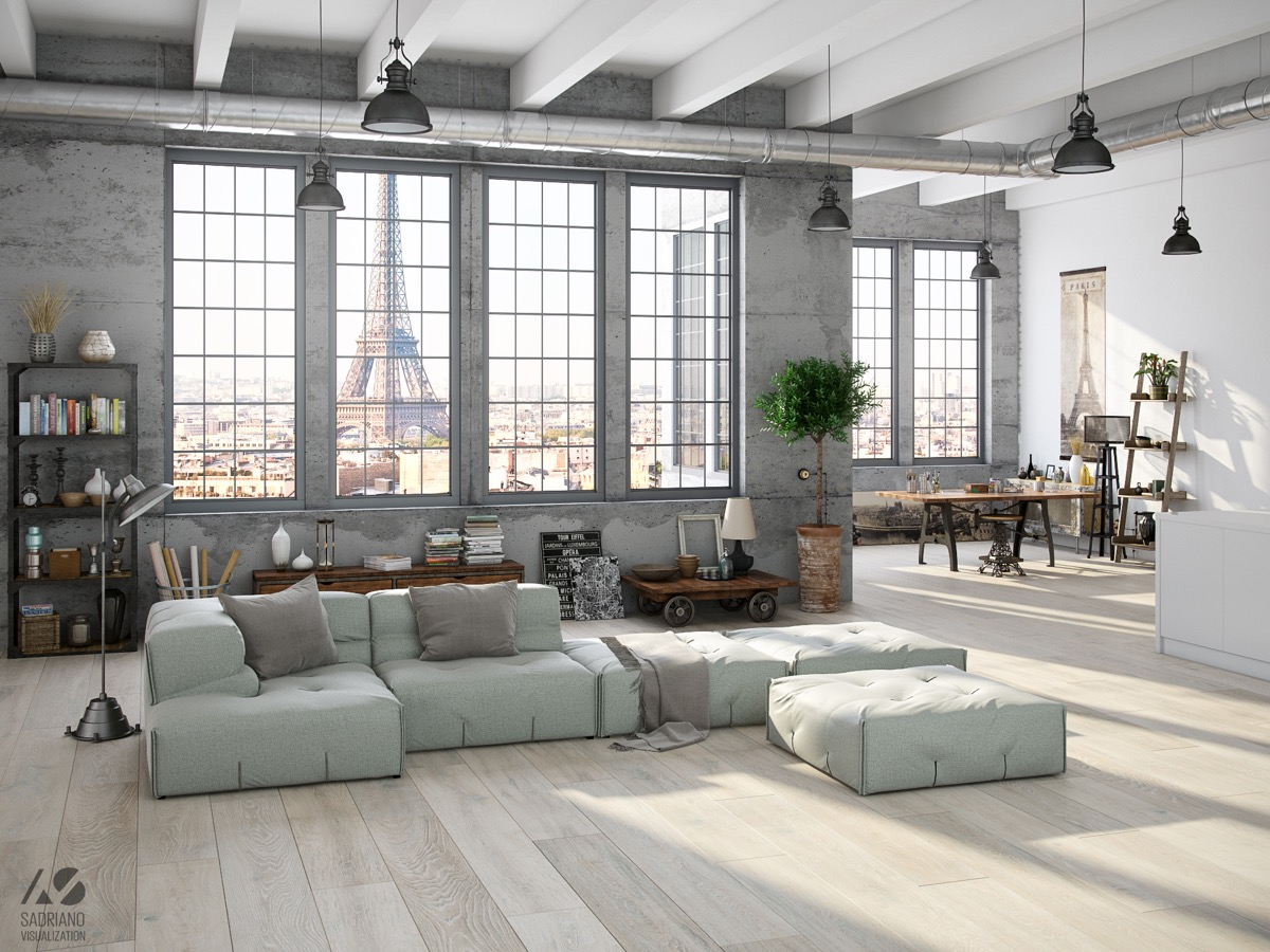 industrial living room design industrial style living room design the essential guide 14336