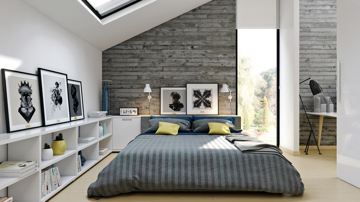 Industrial Style Bedroom Design The Essential Guide