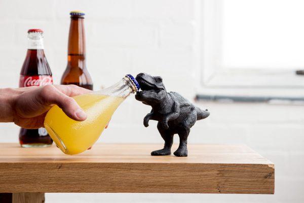 Buy it · t rex bottle opener