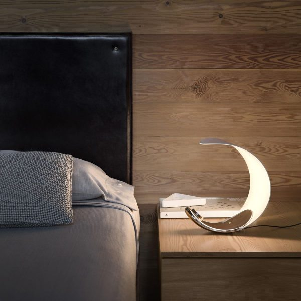 50 Uniquely Cool Bedside Table Lamps
