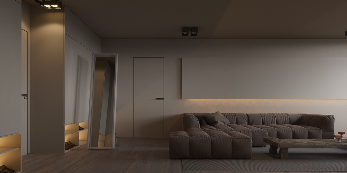 How To Use Neutral Colors In Interior Design 2 Examples That Show