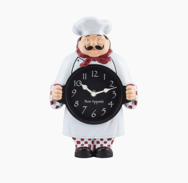 40 Beautiful Kitchen Clocks That Make The Where