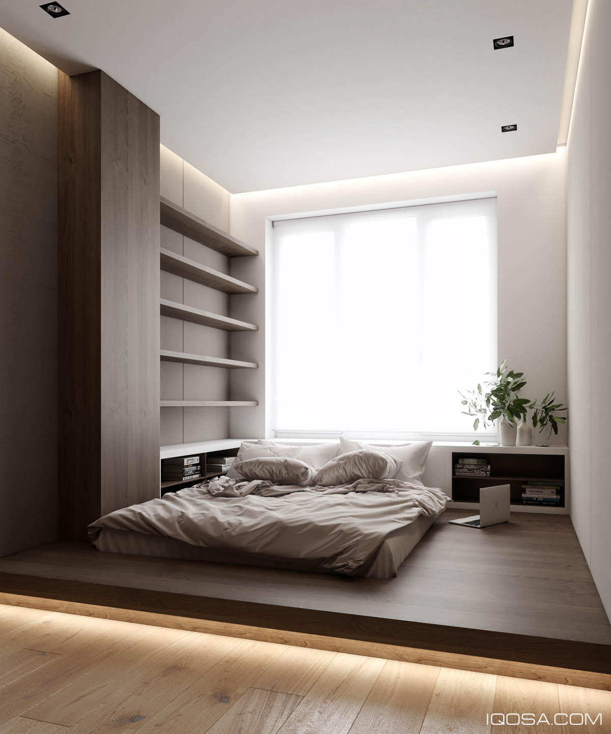 Home Design Under 60 Square Meters: 3 Examples That